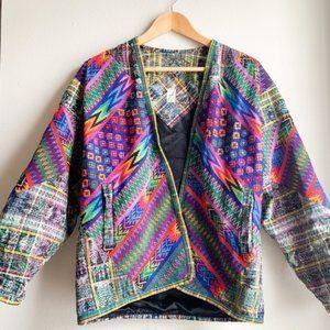 Amazing embroidered Guatemalan Jacket